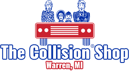 The Collision Shop Warren - logo